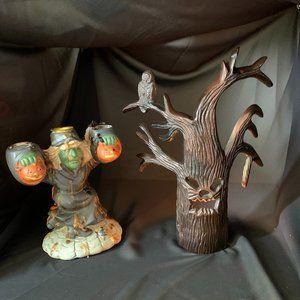 3/$25🎈 2 Halloween Candles